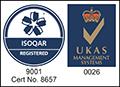 ISOQAR UCAS Logo